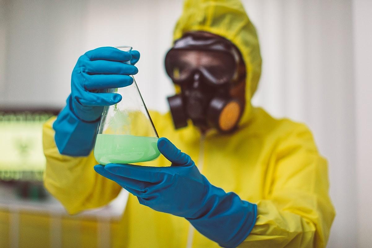 Risco químico