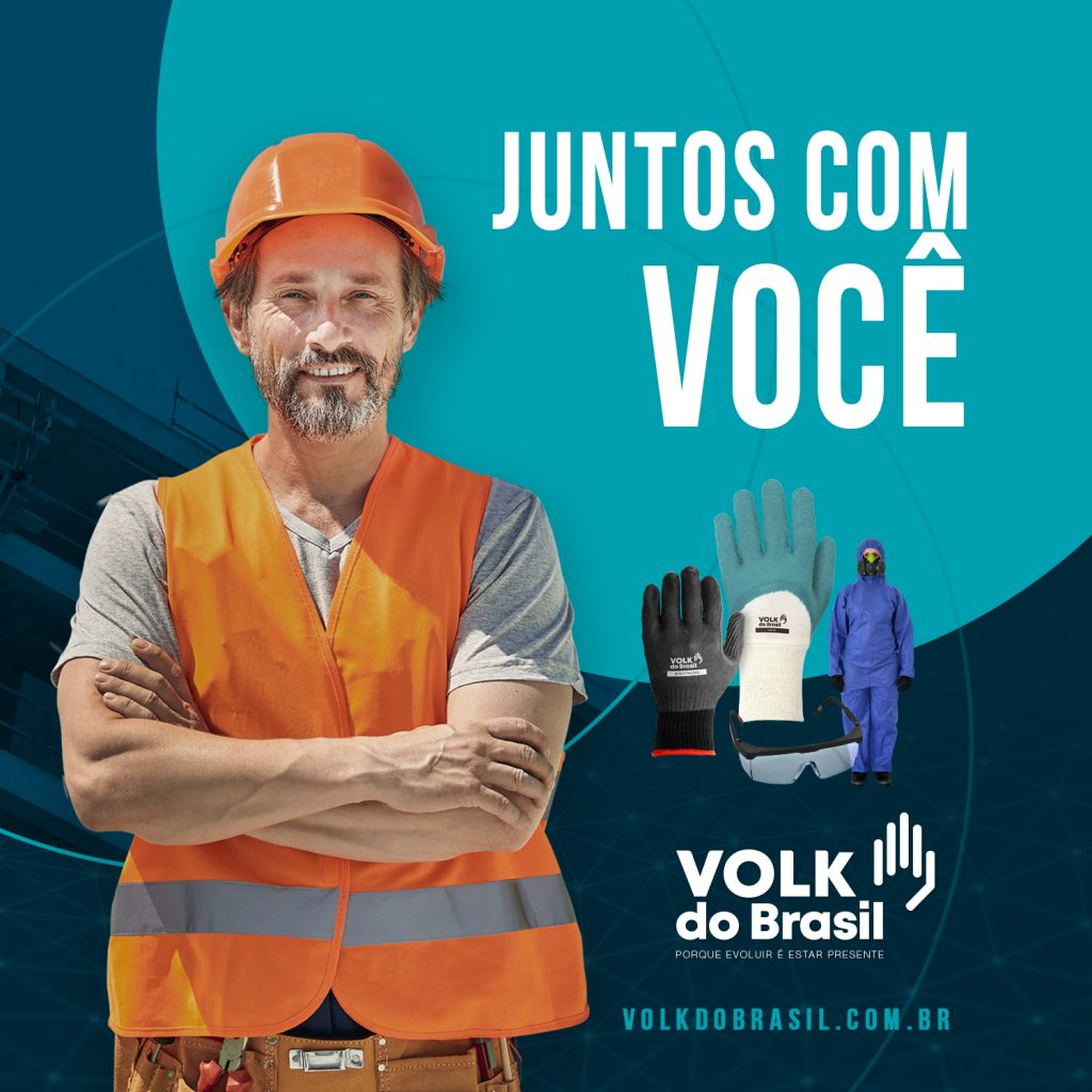 Juntos com você Volk do Brasil